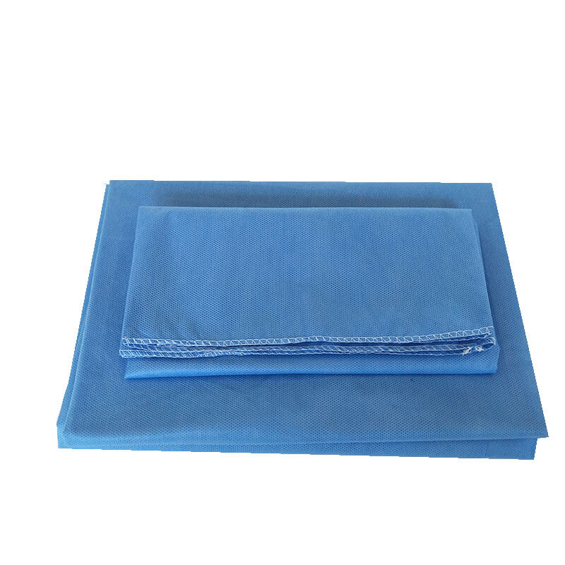 disposable bed cover used in hospital patients room