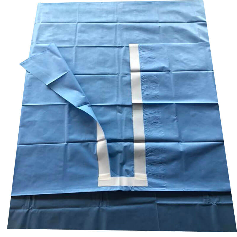 disposable u drape for patients surgery