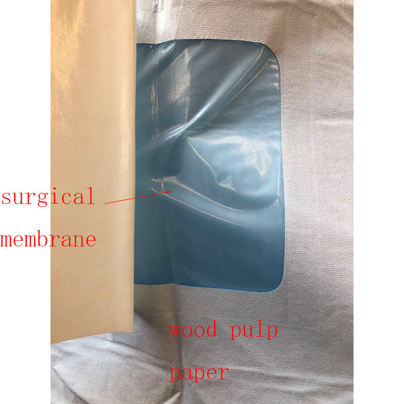 sterile surgical angiography drape manufacture